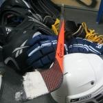 Ремонт хоккейной амуниции