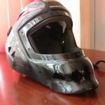 ремонт подбородка шлема