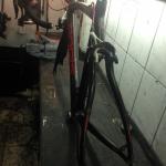 ремонт карбоновой велорамы